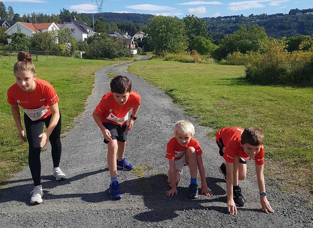 JoinEvent - Løp For Meg Registrering